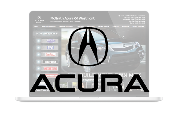 Website – Acura
