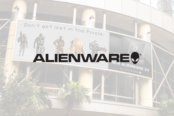 Design – ALIENWARE